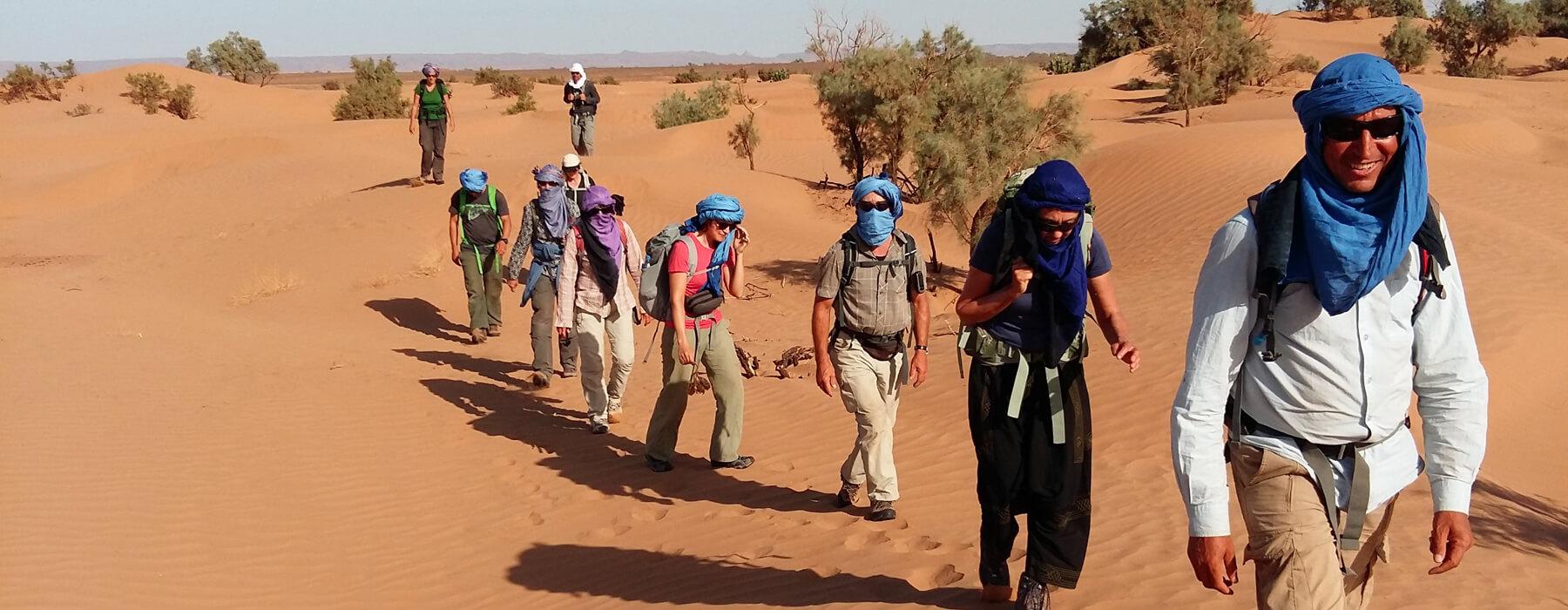 excursions sahara maroc